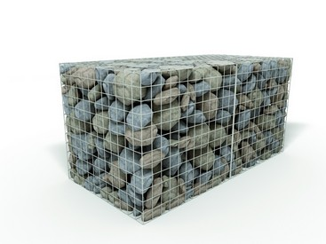 3mm Galfan Wire Gabion Baskets