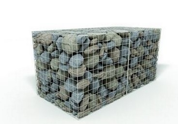 4mm Galfan Wire Gabion Baskets