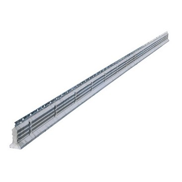 Steel Topped Concrete Screed Rails