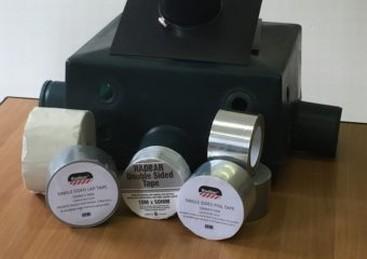 Radon/Methane/CO2 Accessories