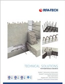 Technical Solutions for Reinforced Concrete